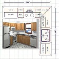 kitchen cabinet layout software free 10 x 8 kitchen layout google search similar layout with island and