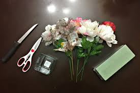 diy guide flower arrangement u2013 the little hawk
