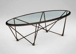 kestral oval coffee table vintage steel clearance
