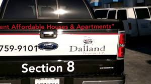 Ford F150 Truck Wraps - fort lauderdale ford f150 truck wrap for dalland properties