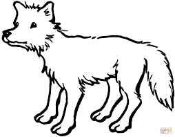 easy outlines of animals sumptuous coyote outline animal outlines to print crafts pinterest
