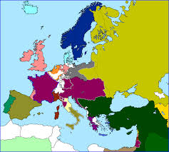 Religious Map Of Europe by Map Thread Iii Page 292 Alternate History Discussion