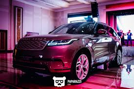 purple range rover нового range rover velar