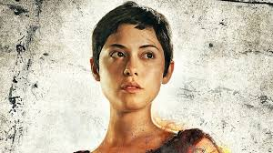 Seeking Rosa Salazar Rosa Salazar Will In The Battle Alita Adaptation Nerdist