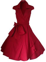 amazon com look for the stars women u0027s 50 u0027s style rockabilly dress