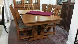 basset mission dining table 93 u2033 u201c69 x 40 u201d