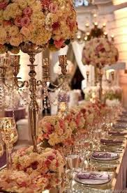 Pink And Gold Centerpieces by 142 Best Pastel Wedding Decor Images On Pinterest Marriage