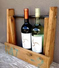 reclaimed wood wine rack design reclaimed wood wine rack ideas