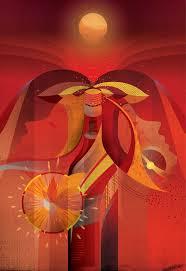 campari art tooco visual art illustration u0026 design