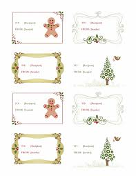 holiday labels gift certificate template template for word 2013 or