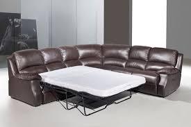Corner Recliner Leather Sofa Leather Corner Sofa Bed Bonners Furniture