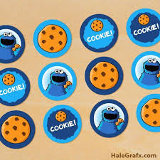 10 free sesame street party printables images