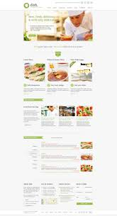 beautiful responsive html templates for restaurants bars or
