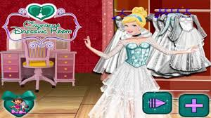cinderella dressing room disney princess cindarella games for