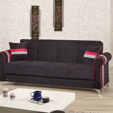 Innerspring Mattress For Sofa Bed by Futon Convertible Sleeper Sofa Bed Large Storage Underneath Easily
