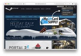 steam gift card online how to redeem your steam gift card mygiftcardsupply