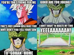 Dragon Ball Z Meme - dragon ball z meme by drag0ndud3 on deviantart