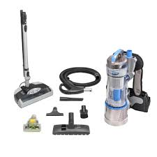 prolux 2 0 bagless backpack vacuum with powerhead and deluxe 32 mm