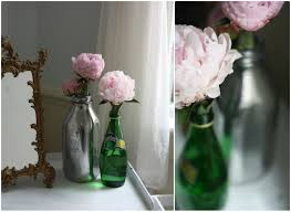 How To Make A Mercury Glass Vase 17 Apart How To Diy Antiqued Mercury Mirror Glass