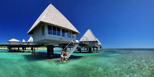100 bungalows in tahiti 50 best overwater bungalow photos