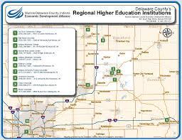University Of Chicago Hospital Map by Muncie Delaware County Indiana Economic Development Alliance