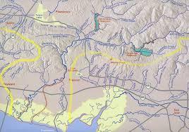 san francisco map east bay alameda creek watershed map