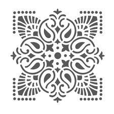 large wall stencils damask stencil diy reusable pattern decor faux large wall stencils damask stencil diy reusable pattern decor faux mural v0012 ebay