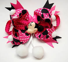 minnie mouse hair bow minnie mouse hair bow by maluqui on deviantart
