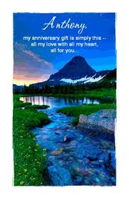 Anniversary Card For Wife Message Anniversary Cards For Husband And Wife Print Free At Blue Mountain