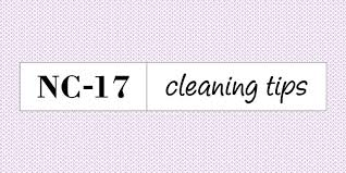 7 essential cleaning tips for r rated activities