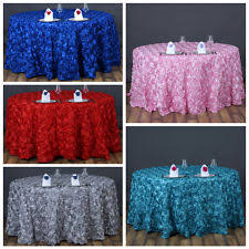 Table Cloths For Sale Satin Round Tablecloths Ebay