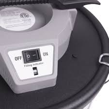 bad ash 3 vacuum cleaner for fireplaces fire pits bar b que and