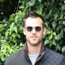 mens light tint sunglasses clubmaster sunglasses browline style primer gentleman s gazette