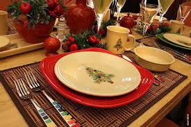 christmas dishes christmas fiestaware dinnerware from homer laughlin