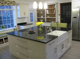 kitchen amazing bespoke kitchen with kitchen island with oak top