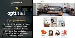 optimal opencart responsive theme by templatemela themeforest