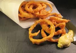 cuisine en bouche rings ou beignets d oignons le de cuisine en bouche