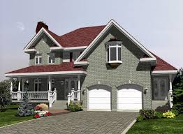 Houses With Inlaw Suites House Plan 48271 At Familyhomeplans Com