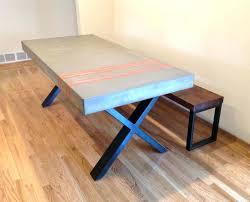 concrete wood table top concrete wood table pmdplugins com