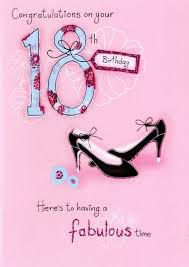 birthday cards with shoes 17th birthday card messages alanarasbach