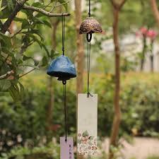 get cheap copper garden ornaments garden wind chimes