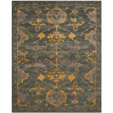 Grey And Beige Area Rugs Grey And Gold Area Rugs Safavieh Antiquity Blue Beige 6 Ft X 9 Rug