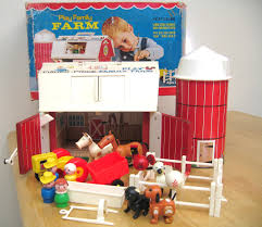 Fisher Price Little People Barn Set Have Saved All Of This Minus The Box Cannot Believe The Price