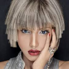 coloring hair gray trend name diy hairstyles names 2012 lucy doughty chic short haircut 720 x