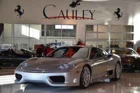 Ferrari 360 Challenge Stradale Interior Cauley Ferrari Showroom California
