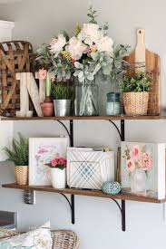 pictures of decorating ideas spring home tour 2018 farmhouse spring decorating ideas the
