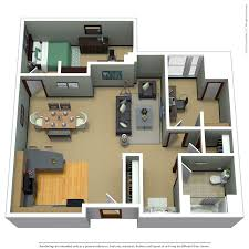 bedroom one bedroom and a den decorating ideas contemporary