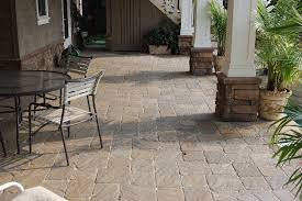 Lowes Patio Stone by Paver Patio Stone Seat Wall Stone Pavers Patio Lowes Patio