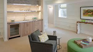 basement dry bar home living room ideas
