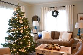baby nursery lovely gold and white christmas decorations ideas